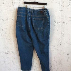 L.L. Bean Jeans - L.L. BEAN DOUBLE L COMFORT WAIST 22W PETITE